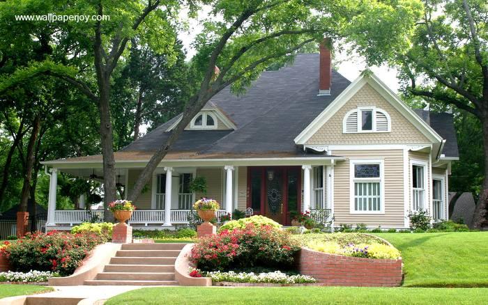 Arquitectura de casas casas bonitas de dise o moderno for Planos de casas norteamericanas