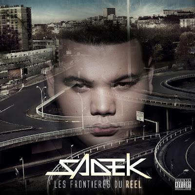 Sadek - Les frontières du réel Cover