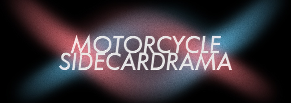 motorcycle sidecar drama