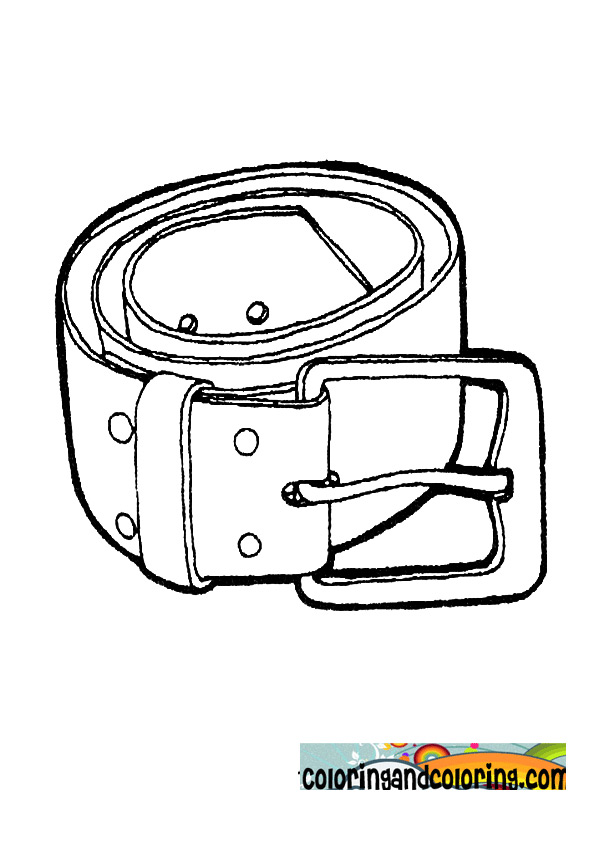 coloring pages for tool belt - photo#29