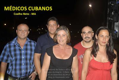programamédicos cubanos