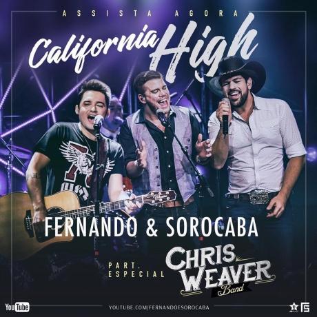 Baixar Fernando e Sorocaba - California high (Part. Chris Weaver Band) 2016,