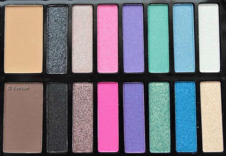 makeup revolution sticks & stones palette