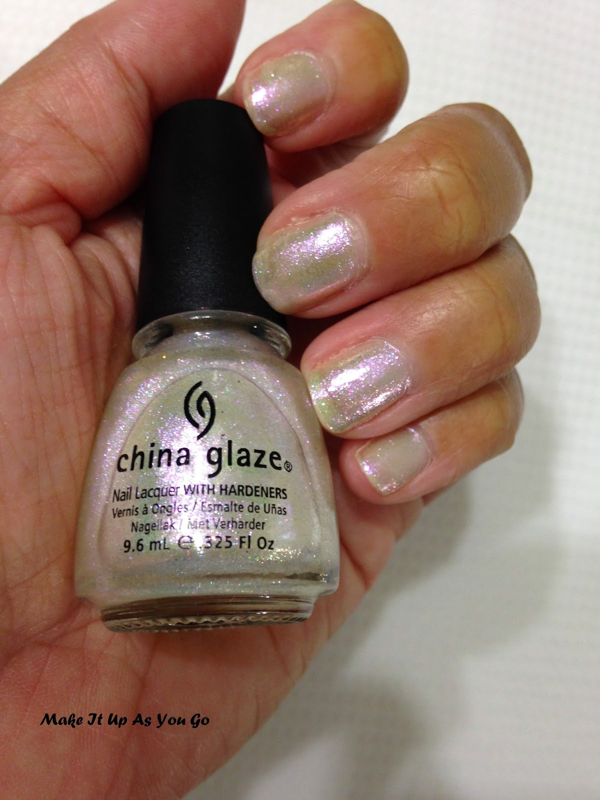 The China Glaze Hy Holiglaze Collection Features 12 New Polishes And One Color Traveling Top Coat