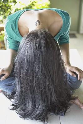 Balikkan rambut Anda terbalik