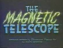 The Magnetic Telescope