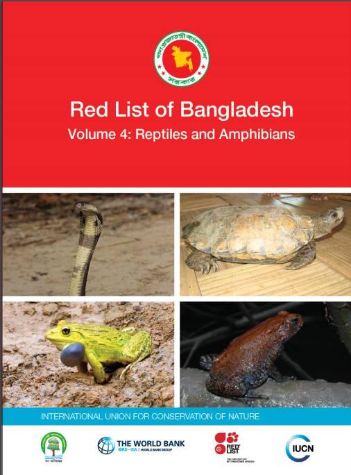 IUCN Red List of Bangladesh Volume 4 Reptiles and Amphibians.pdf