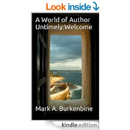 A World of Author Untimely: Welcome
