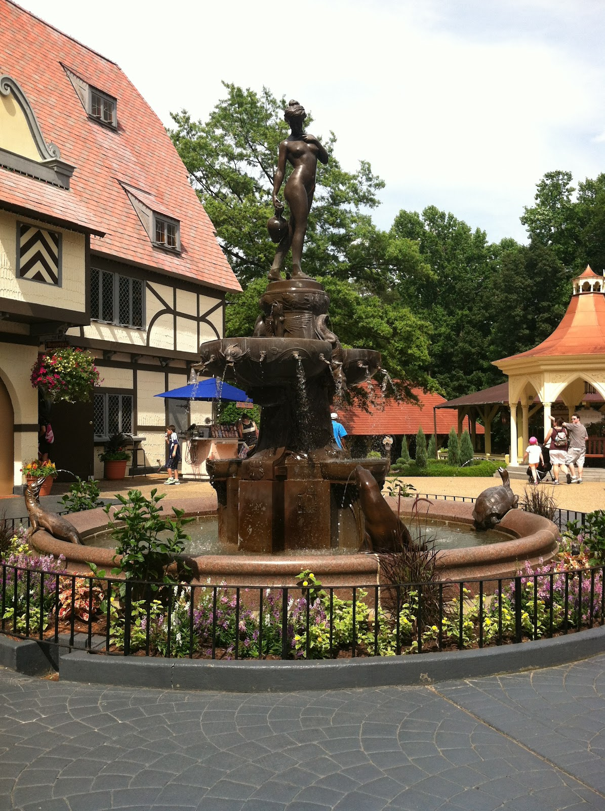 Busch Gardens, Virginia - The Everyday Home
