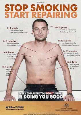 Stop Smoking and Start Repairing