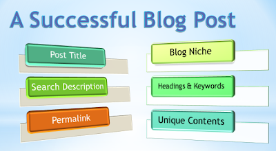 Tips and Qualities of a Successful Post
