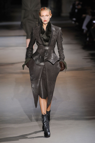Eye on Couture: Haider Ackermann is a Master in Lines and ...