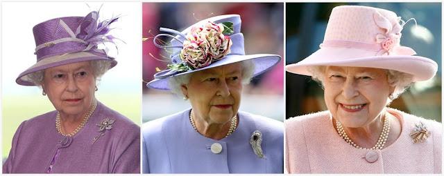 ... of Sartorial Splendor: Wedding Wednesday: The Queen s Wedding Gifts