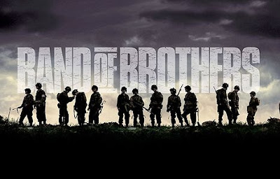 imagem serie band of brothers Download Band Of Brothers 1ª Temporada AVI Dublado + RMVB Legendado