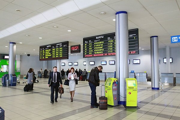 аэропорт толмачево 2016 фото