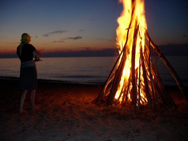 Fire & the Great Lake