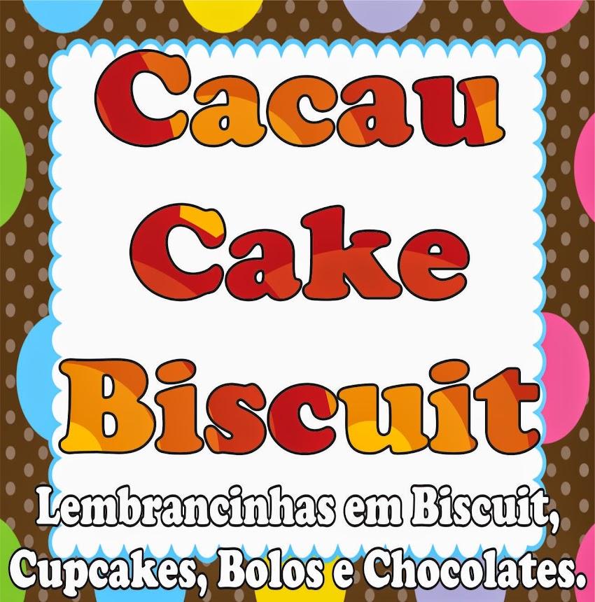 Cacau Cake Biscuit