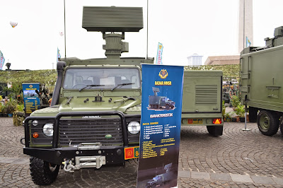 gambar mobil Radar MMSR