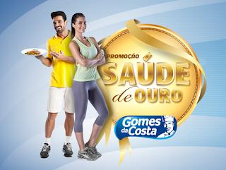 Participar da promoção Gomes da Costa Saúde de Ouro