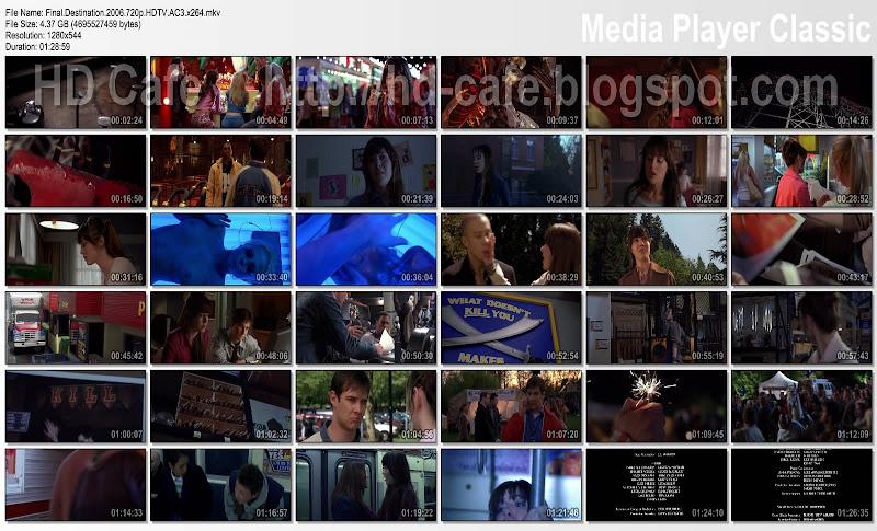 Final Destination 3 2006 video thumbnails