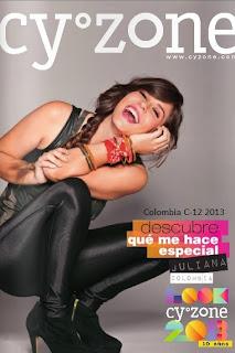 Catalogo Cyzone Colombia C-12 2013