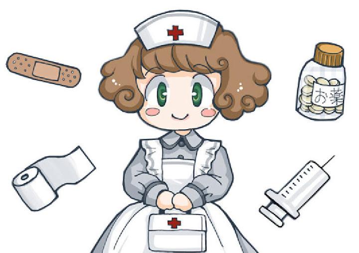 Dibujos De Enfermera