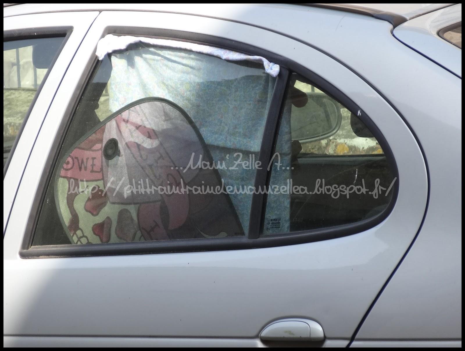Installation de rideaux pare soleil sur mesure sur sandero tuto page 2 sandero dacia - Pare soleil voiture sur mesure ...