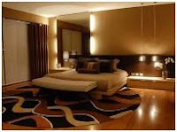 BROWN BEDROOMS - COLORS FOR BEDROOMS - BEDROOMS BY COLORS - BEDROOMS AND COLORS - MEANING OF COLORS