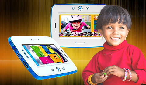 Polaroid Also Launched Android Tablet For Kids