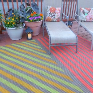 Featured Project: Awesome Outdoor Rug