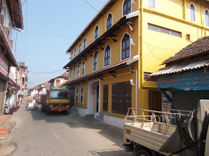 """Bazaar Street"" in Mattancherry."