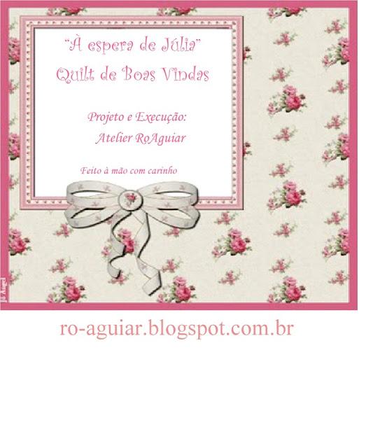 etiqueta de tecido para quilt de patchwork