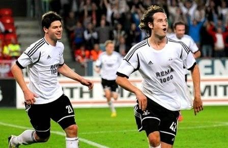 Sligo Rovers vs Rosenborg