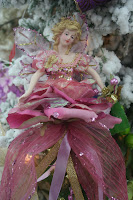 Pink Angel Ornament