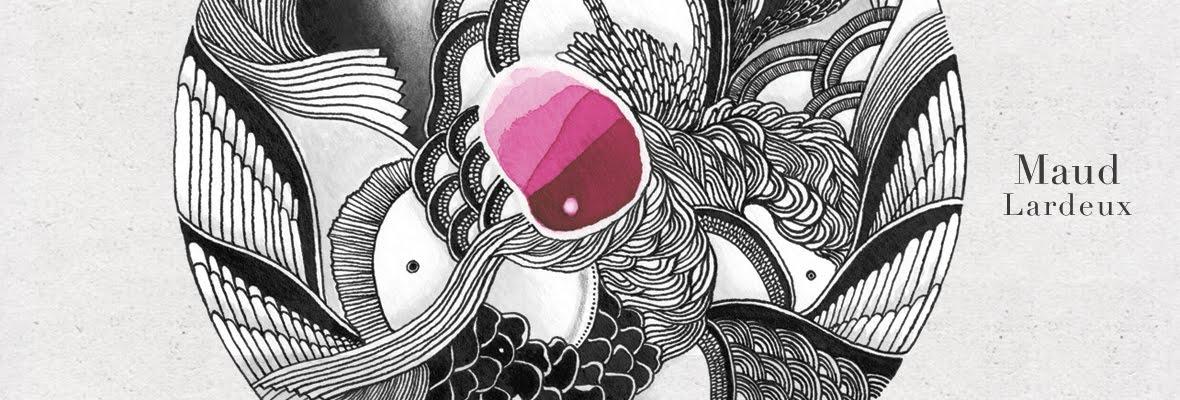 Maud Lardeux, Graphiste & illustratrice à Bouchemaine/La Pointe