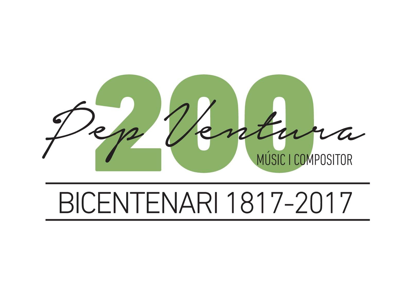 Bicentenari Pep Ventura