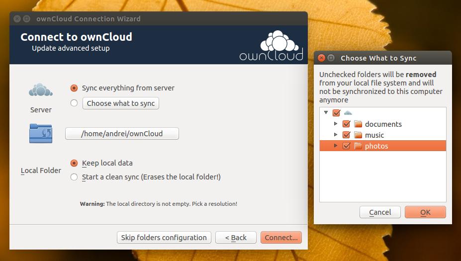 Instalar ownCloud en Ubuntu, sistema de almacenamiento en la nube ubuntu,