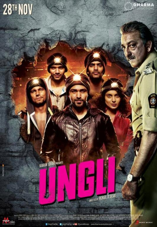 UNGLI :  MOVIE 2014 REVIEW : A BETTER ENTERTAINER (WATCHABLE)