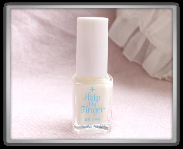 Cosmetic Love Random Etude House Haul beauty blog blogger Help My Finger Milk Strong