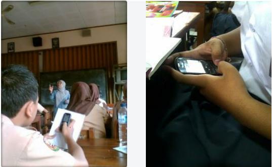 bringing handphone to school