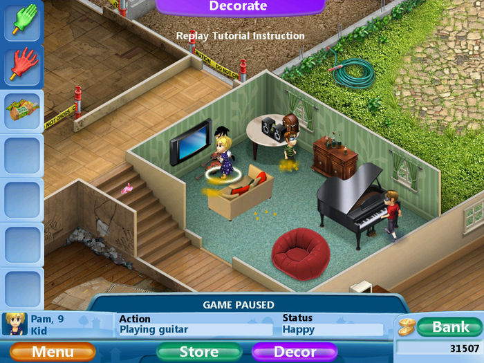 Download Game Virtual Famillies 2 Our Dream House