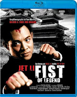 Jet Li's Fist Of Legend (Full Movie)