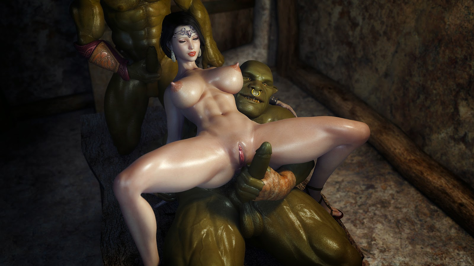Secret of beauty orc ritual 4