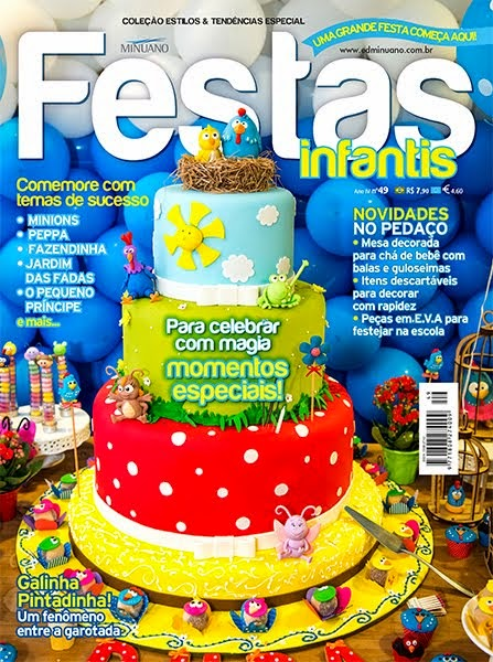 Revista Festas Infantis Ed. 49