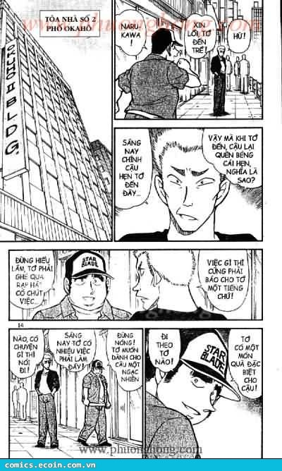 Detective Conan - Thám Tử Lừng Danh Conan chap 533 page 10 - IZTruyenTranh.com