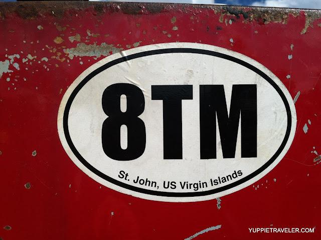 8 Tuff Miles Cruz Bay To Coral Bay St John United States Virgin