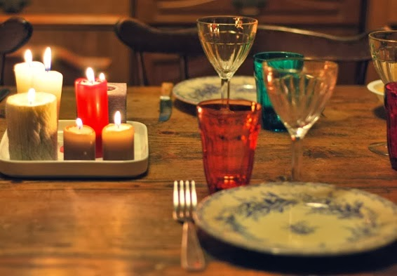 mesa sencilla mezcal moderno vintage
