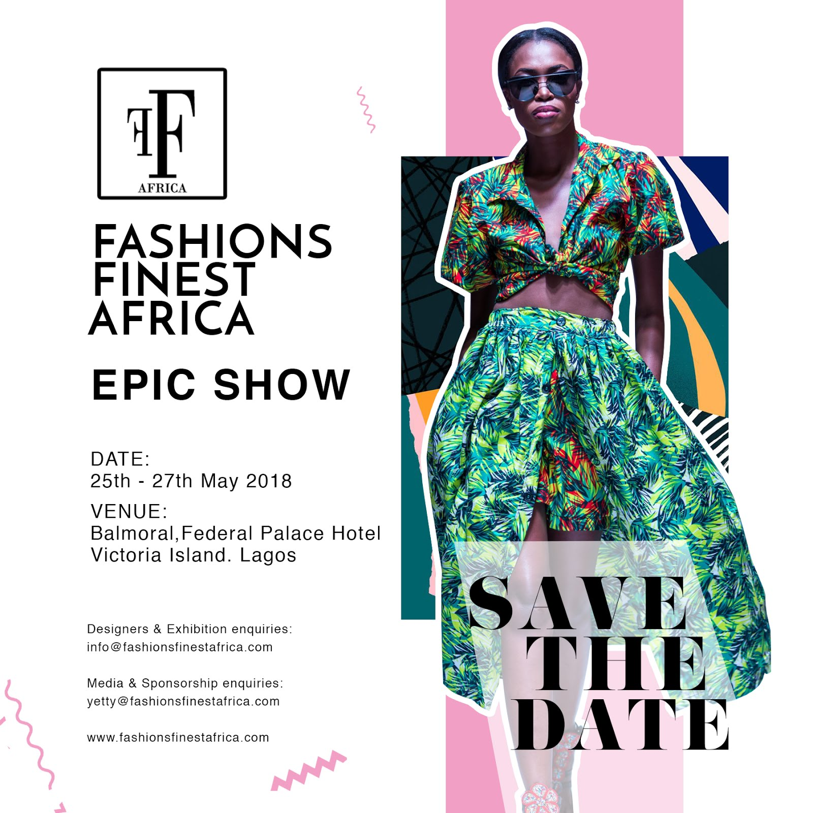 FASHION FINEST AFRICA EPIC SHOW