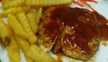 resep steak ayam