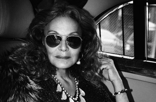Diane Von Furstenberg: fashion designer, philanthropist (1.2 billion ...